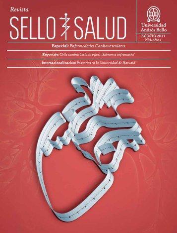 Revista Sello y Salud N°4 - Universidad Andrés Bello