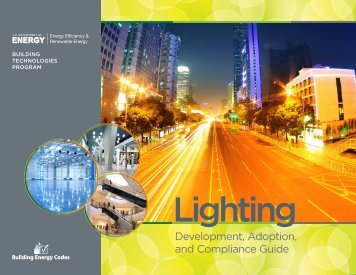 Lighting Guide - Building Energy Codes