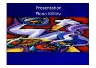 Fiona Killilea [Compatibility Mode] - EURIreland.ie