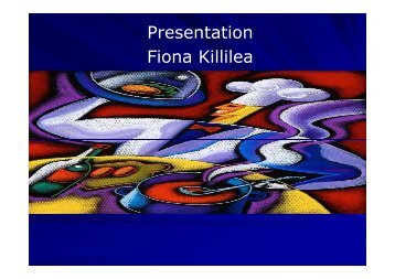 Fiona Killilea [Compatibility Mode] - EURIreland.ie