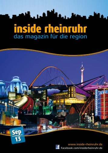 September 2013 - inside rheinruhr