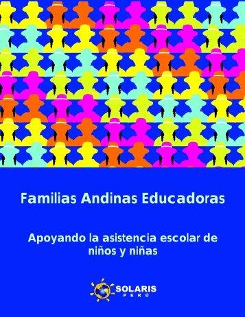 Familias Andinas Educadoras - Bvs.minsa.gob.pe - Ministerio de ...