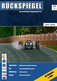 VR-Mitglied # 1400 - Virtual Racing eV