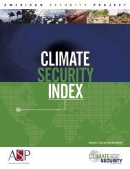 Climate Security Index