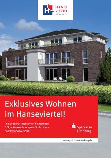 Exklusives Wohnen im Hanseviertel! - Wohnungen in Lüneburg