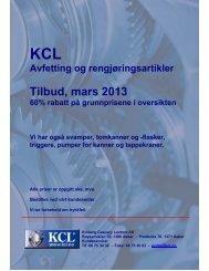 Last ned pdf - Kolberg Caspary Lautom AS