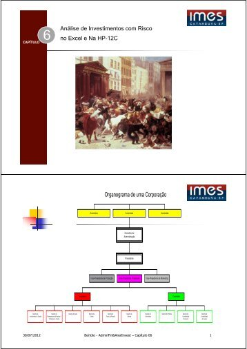 slide - Site Prof. Bertolo