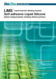 LIMS Self-adhesive Liquid Silicone