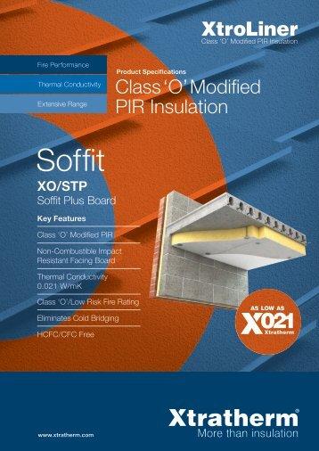 XtroLiner XO/STP Brochure Download PDF - Xtratherm