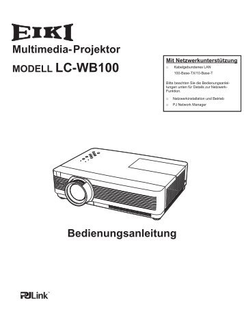 Manual - Petri Konferenztechnik