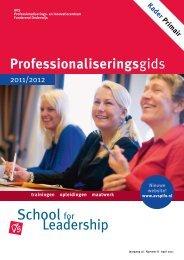 School for Leadership - Avs