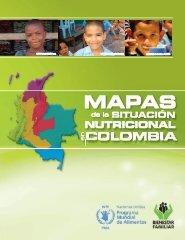 Mapas de la situación nutricional de Colombia - Acnur