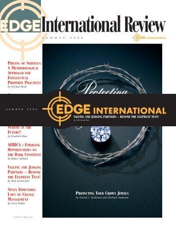 Read More - Edge International