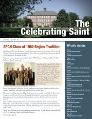 Alumni Newsletter Summer 2012 (PDF) - Saint Paul Lutheran High ...