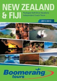 new zealand & fiji - Thomas Cook