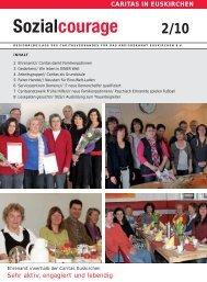 Sehr aktiv, engagiert und lebendig - Diözesan-Caritasverband für ...