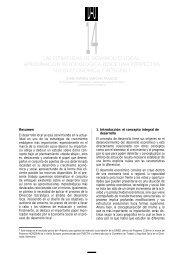 las estrategias de desarrollo local - Dirección y Organización