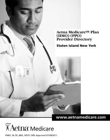 (HMO) (PPO) - Aetna Medicare
