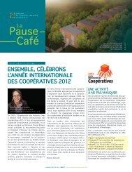 FECHAM_Bulletin-Été 2012.pdf - Coopératives d'habitation