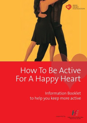 How To Be Active For A Happy Heart - Get Ireland Active