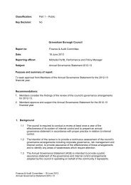 Annual Governance Statement 2012-13 , item 9. PDF 77 KB