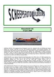 Nieuwsbrief 142 9 februari 2008 - World Ship Society - Rotterdam ...