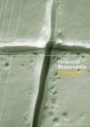 Financial Statements - Catholic Education Commission of Victoria