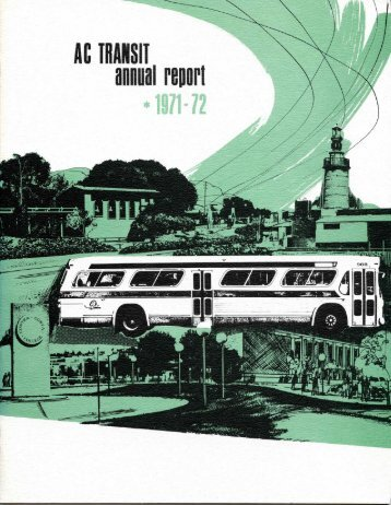 Annual Report - AC Transit