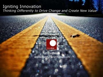 Igniting Innovation