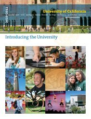 Introducing the University
