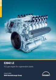 Engine Description E2842 LE.