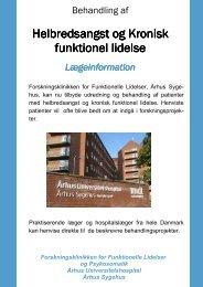 (L\346geinfo HA og BDS opd 5.5.2010) - Aarhus Universitetshospital