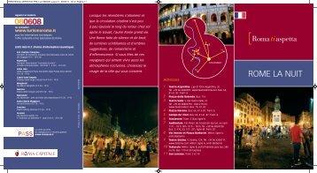 ROME LA NUIT - Roma