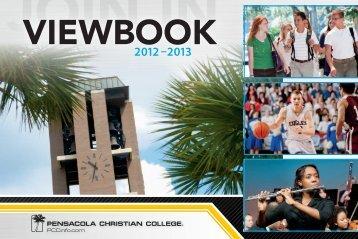 PCC Viewbook - Pensacola Christian College