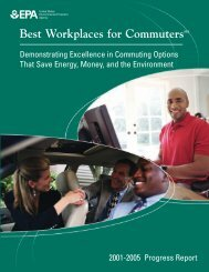 Best Workplaces for Commuters: Demonstrating Excellence in ...