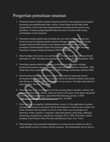 Download PDF pemuliaan tanaman