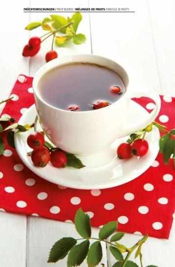 Miscele ai frutti - Mount Everest Tea Company GmbH