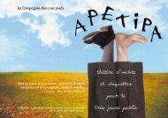APETIPA - Enfance et Musique