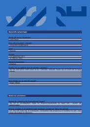 Generelle oplysninger Studie på Aarhus Universitet: Cand.Oecon ...