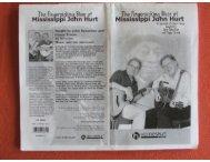 The fingerpicking blues of Mississippi John Hurt - Tommy Emmanuel ...