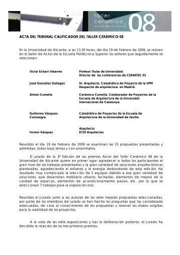 premios - Tile of Spain