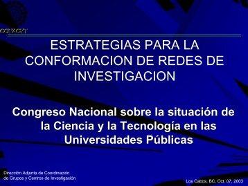 Congreso Nacional sobre la situación de la Ciencia y ... - Madri+d