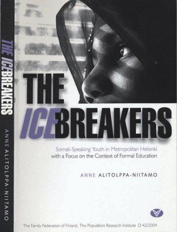 the icebreakers - Väestöliitto