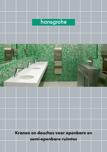 Kranen en douches voor openbare en semi ... - Bengshop.nl