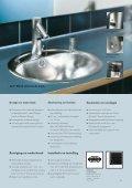 Kranen en douches voor openbare en semi ... - Bengshop.nl - Page 5