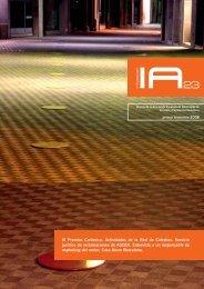 VI Premios Cerámica. Actividades de la Red de ... - Tile of Spain