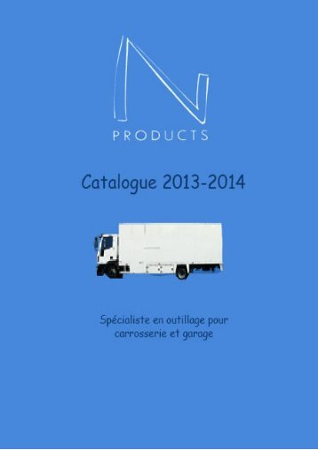télécharger le catalogue N-Products