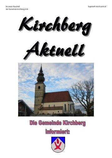 (18,36 MB) - .PDF - Kirchberg bei Mattighofen