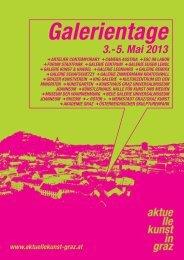 Programm 2013 - Gat