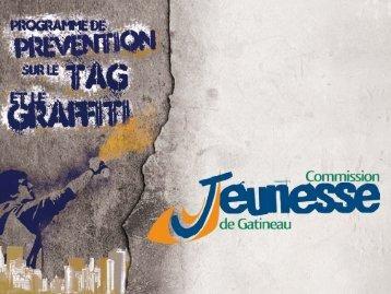 Programme de prévention des tags et graffitis - Conseil québécois ...